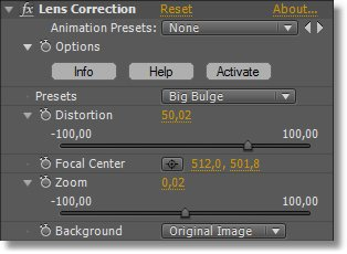 How to use Lens Correction – Help Center