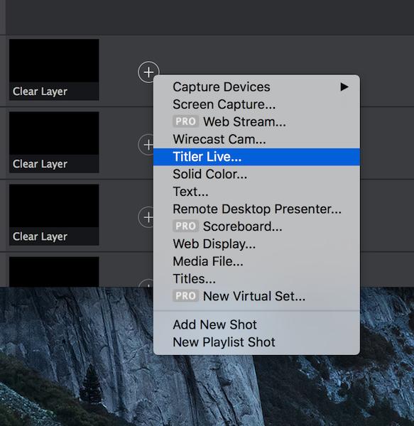 Wirecast Setup – Help Center